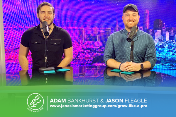 The Grow Like a Pro Show | Adam Bankhurst | Jason Fleagle