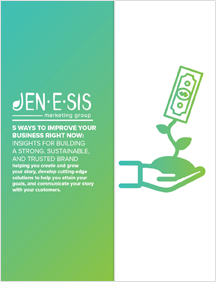 Jenesis Marketing Group | Improve Your Business Right Now